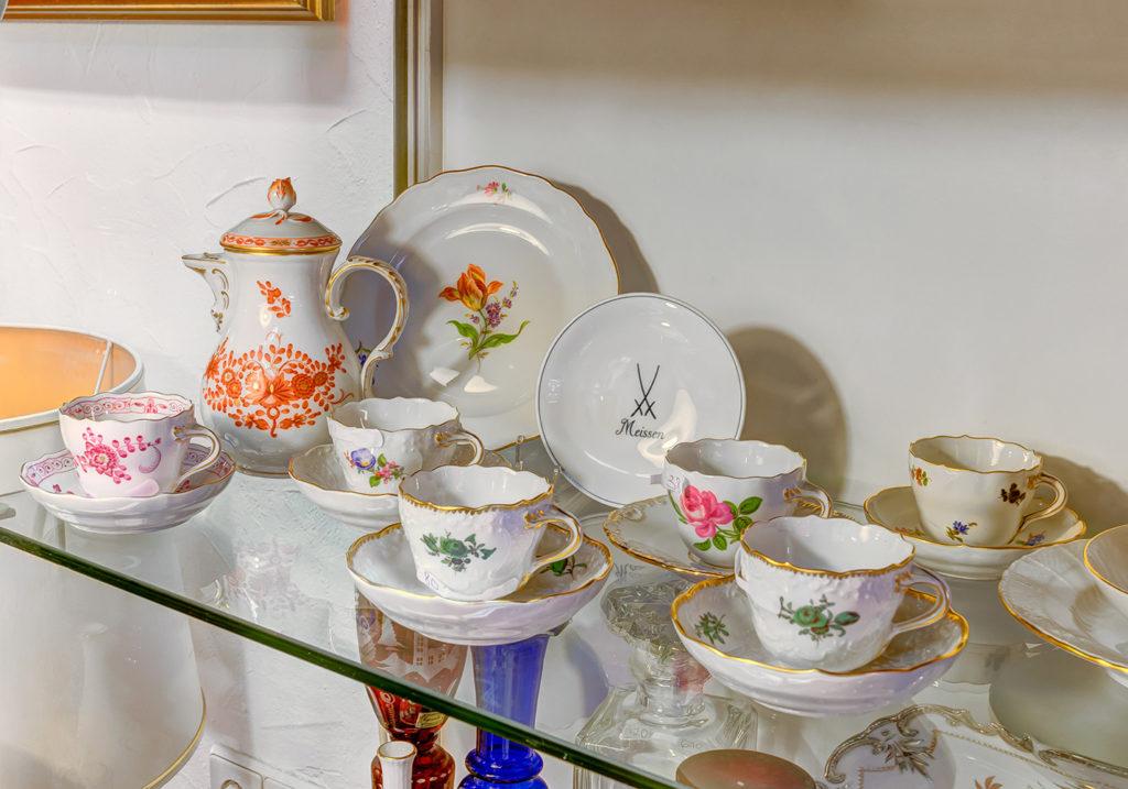 Porzellan Antiquität Antik Kunstwerke
